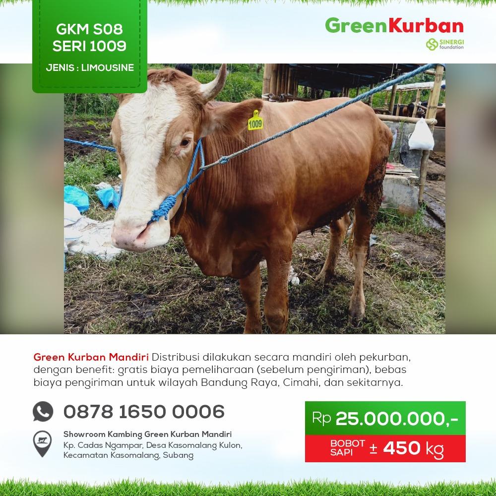 Green Kurban Mandiri | GKMS#1009