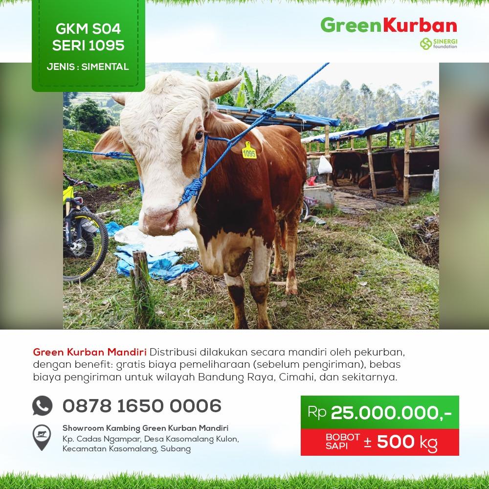 Green Kurban Mandiri | GKMS#1095