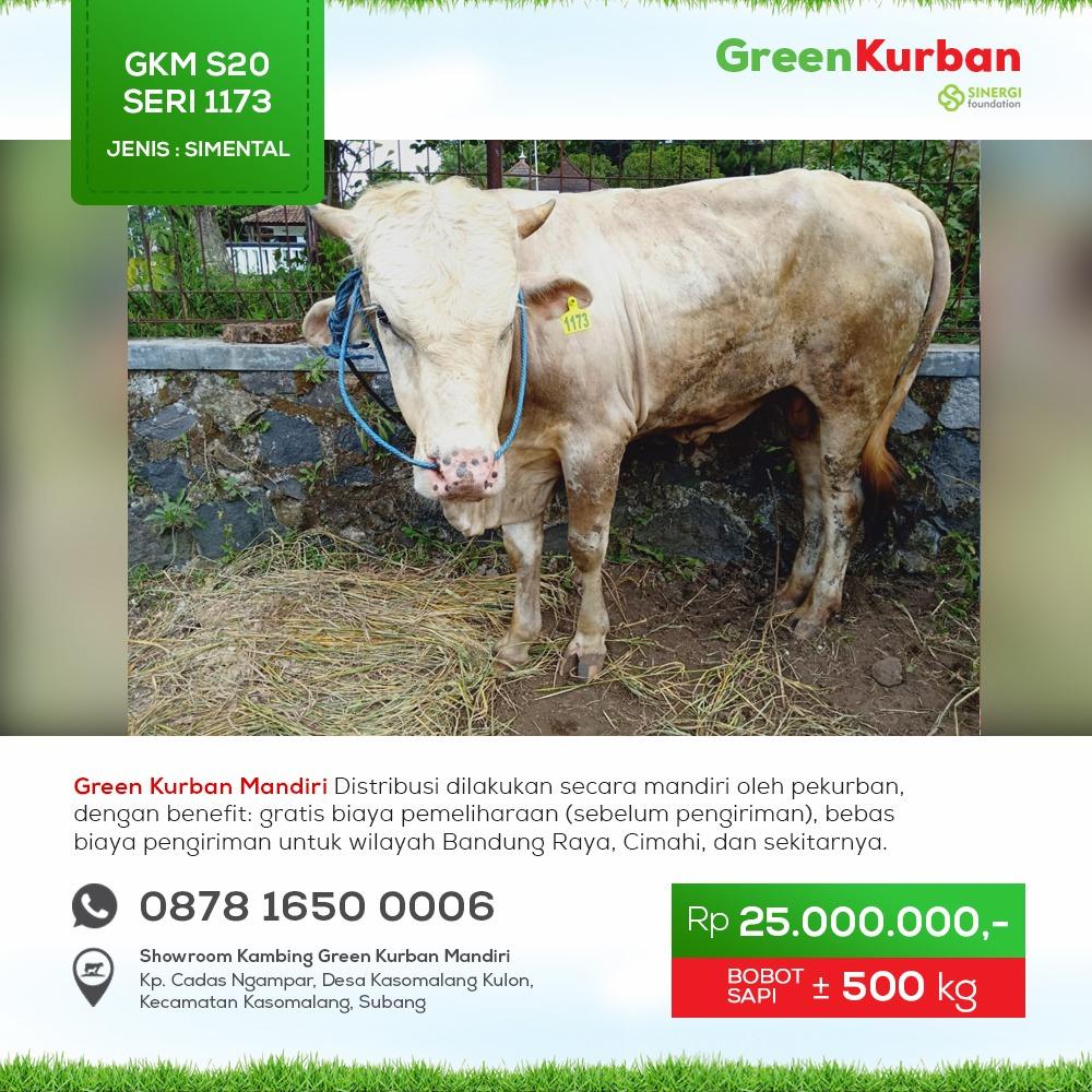 Green Kurban Mandiri | GKMS#1173