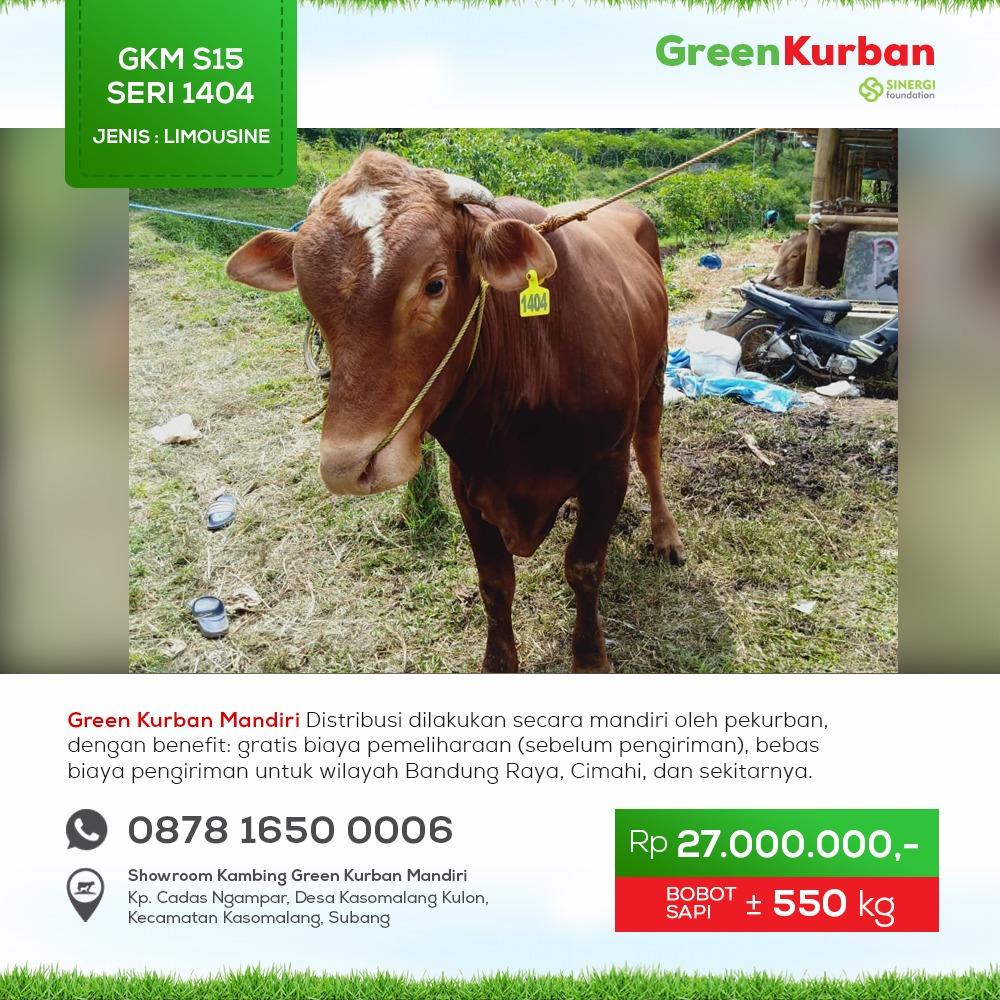 Green Kurban Mandiri | GKMS#1404