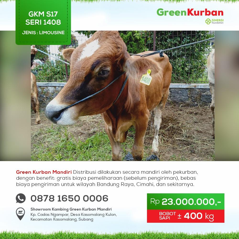 Green Kurban Mandiri | GKMS#1408