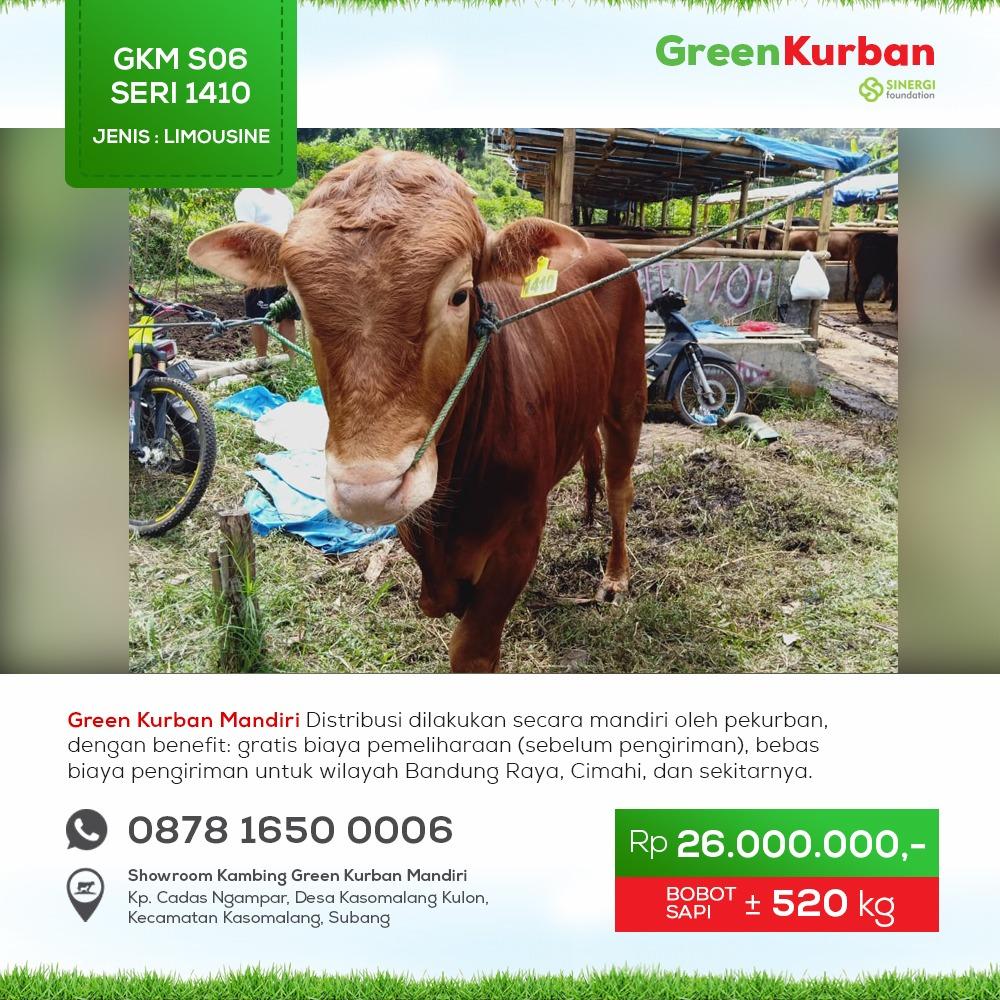 Green Kurban Mandiri | GKMS#1410