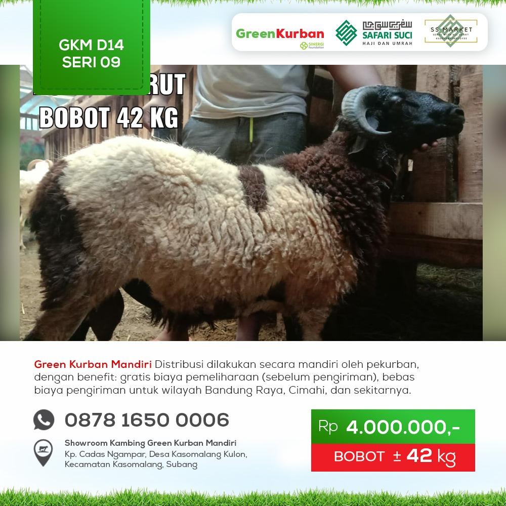 Green Kurban Mandiri | GKM#D14 Seri 09