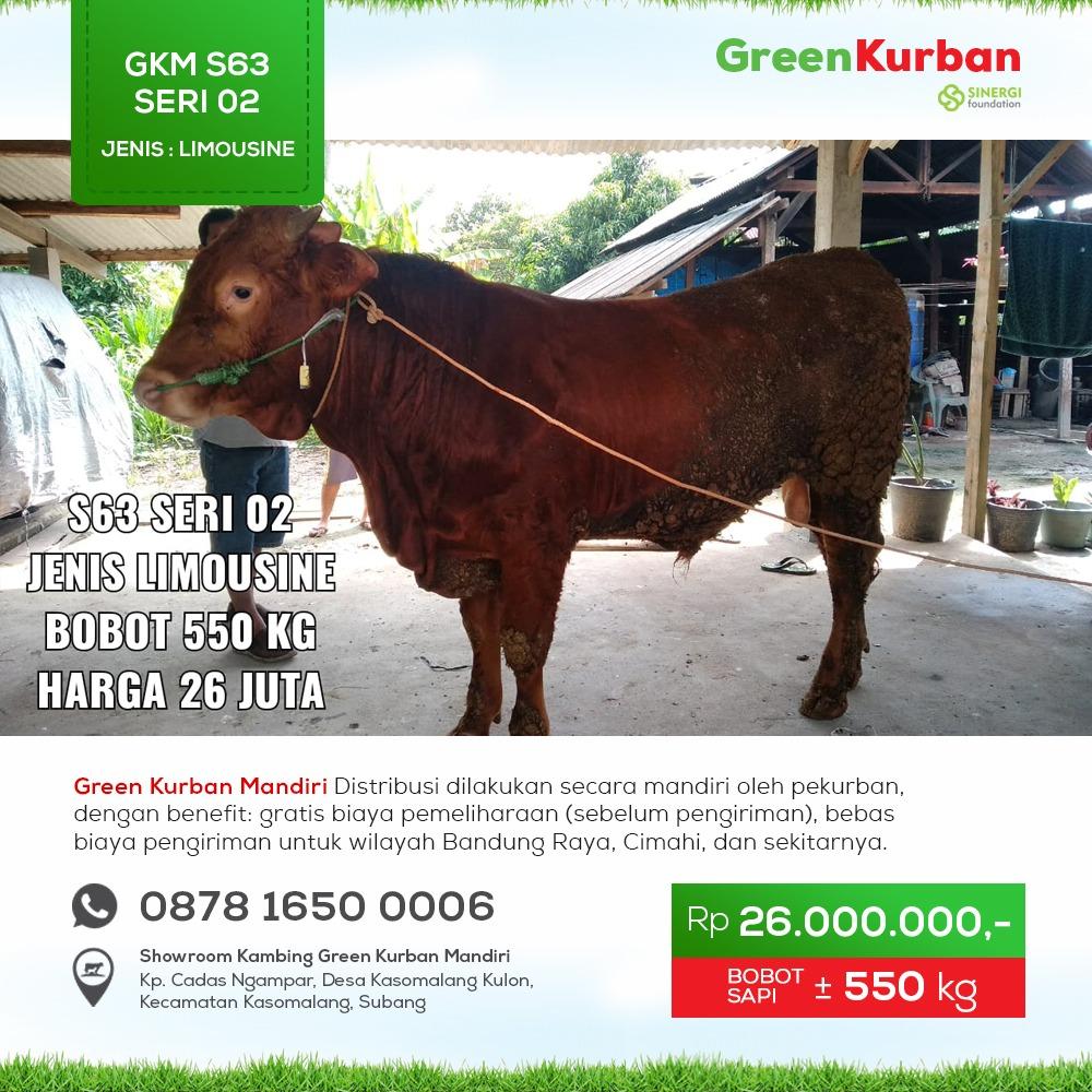 Green Kurban Mandiri | GKMS#S62-02