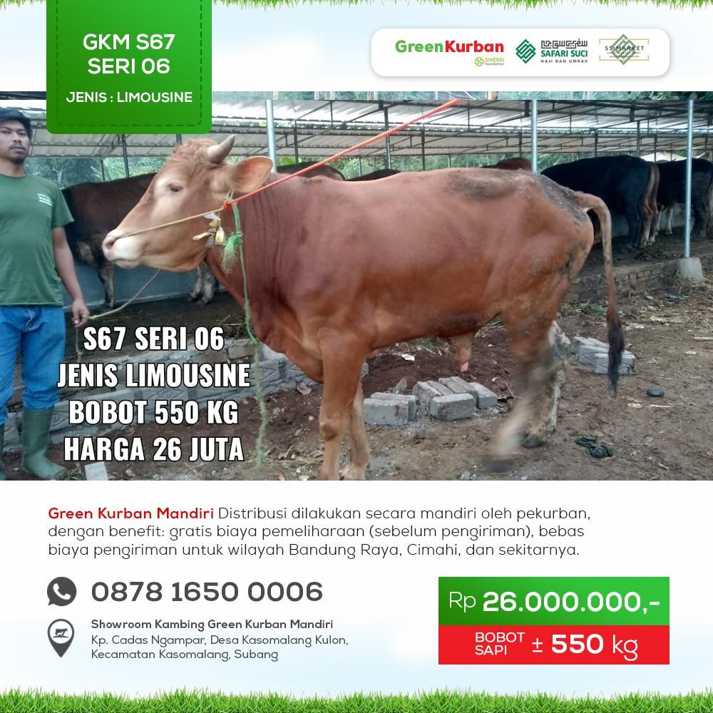 Green Kurban Mandiri | GKMS#S67 Seri 06