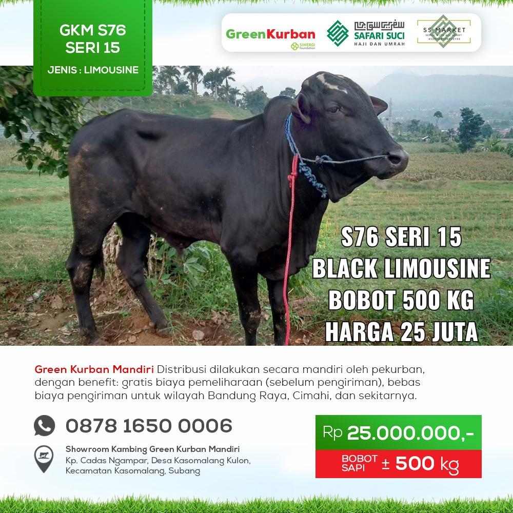 Green Kurban Mandiri | GKMS#S76 Seri 15